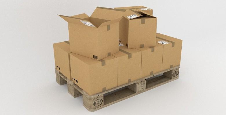 Transport des denrées alimentaires : les palettes en plastique