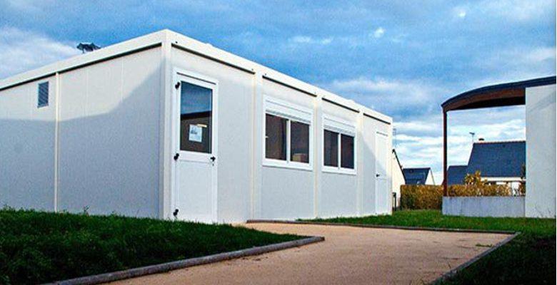 Chantiers de construction : les atouts de l'installation de bungalows