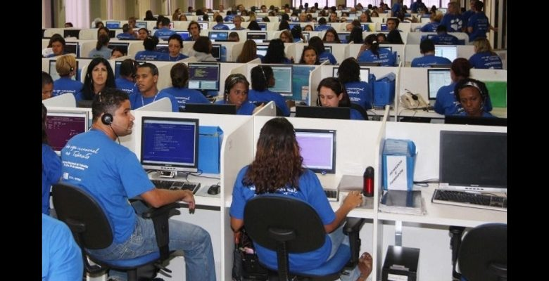 Comment fonctionne un call center offshore